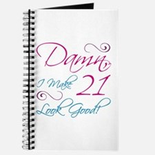 21st Birthday Humor Journal