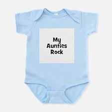 My Aunties Rock Infant Creeper