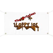 The Original Sloppy Joe V3.0 Banner