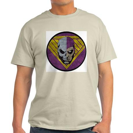 Phantom leather Ash Grey T-Shirt