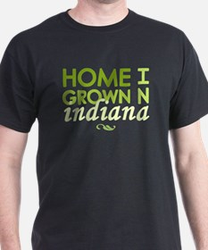 'Home Grown In Indiana' T-Shirt