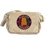Alabama Freemasons Messenger Bag