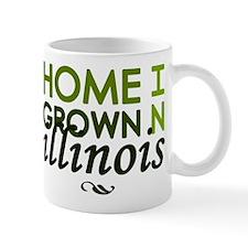 'Home Grown In Illinois' Mug