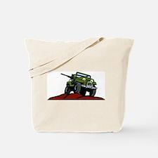 Military Vehicle1 Tote Bag