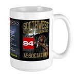 SGHA and 94 Rock (10 years) Large Mug