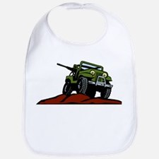 Military Vehicle1 Bib