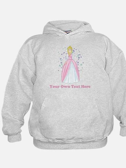 Princess. Custom Text. Hoody
