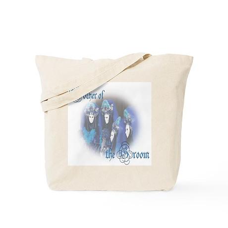 Venezia Blue Mother of the Groom Tote Bag