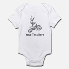 Freestyle Motocross Infant Bodysuit