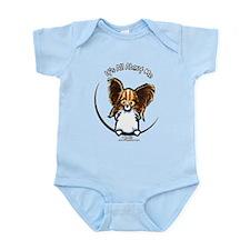 Papillon IAAM Infant Bodysuit