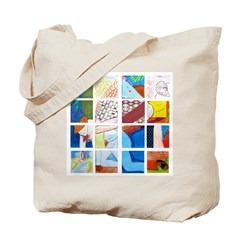 Student Art Tote Bag #2
