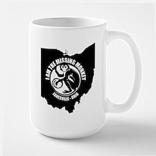 Zanesville - I am the missing monkey Large Mug