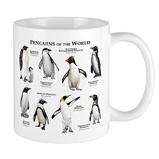 Penguins of the World Small Mug