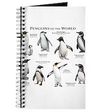 Penguins of the World Journal