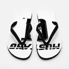 Mustang GT Flip Flops