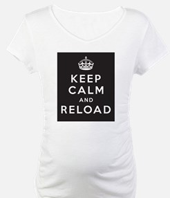 Cute Keep calm and reload Shirt