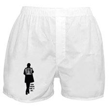 On the Inside! Boxer Shorts