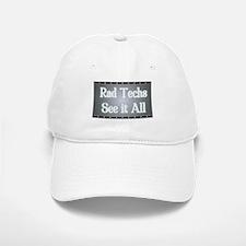 I See All. Baseball Baseball Cap