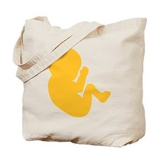 Embryo baby Tote Bag