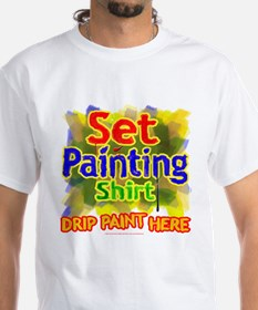Set Painting Shirt