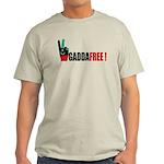 Libya - Gaddafi end Light T-Shirt
