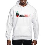 Libya - Gaddafi end Hooded Sweatshirt