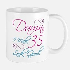 35th Birthday Humor Mug