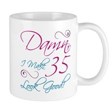 35th Birthday Humor Mug