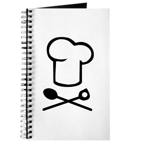 Chef cooking hat Journal