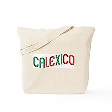 CALEXICO Tote Bag