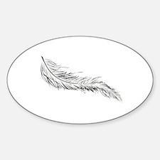 Twilight Breaking Dawn Feathers Decal