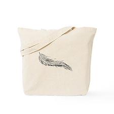Twilight Breaking Dawn Feathers Tote Bag