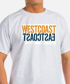 WESTCOAST EAST Ash Grey T-Shirt
