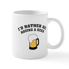 Having a Beer Mug
