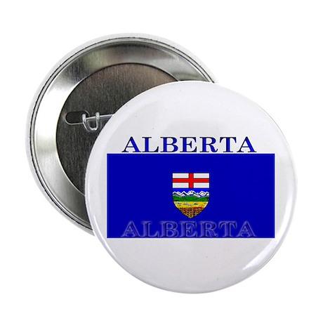 "Alberta Albertan Flag 2.25"" Button (10 pack)"
