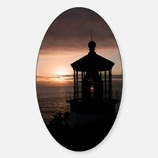 Cape Meares Lighthouse 4973 Decal
