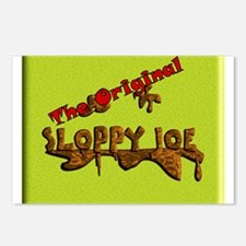 The Original Sloppy Joe V4.0 Postcards (Package of