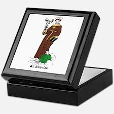 St. Nicholas of Torentino Keepsake Box