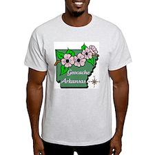 Geocache Arkansas T-Shirt
