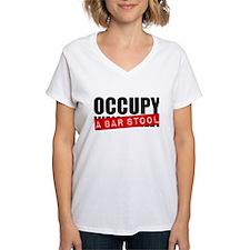 Occupy A Bar Stool Shirt
