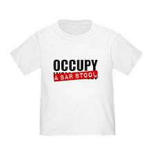 Occupy A Bar Stool Infant/T
