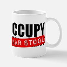 Occupy A Bar Stool Mug