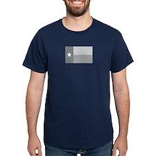Texas Black T-Shirt