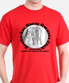 Funny Horse lovers T-Shirt