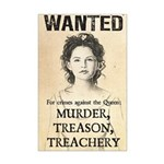 Wanted: Snow White Mini Poster Print