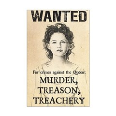 Wanted: Snow White Posters