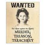 Wanted: Snow White Small Poster