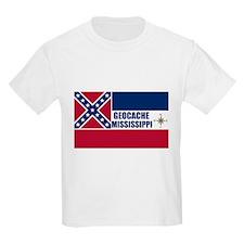 Geocache Mississippi T-Shirt