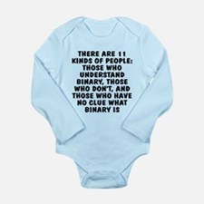 There are 11 kinds Long Sleeve Infant Bodysuit