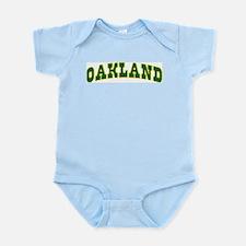 OAKLAND Infant Creeper